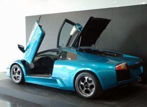 Lamborghini Murcielago 40 anos