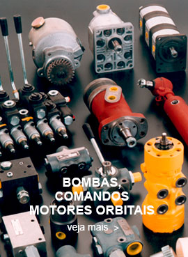 Bombas Comandos Motores Orbitais Produtos