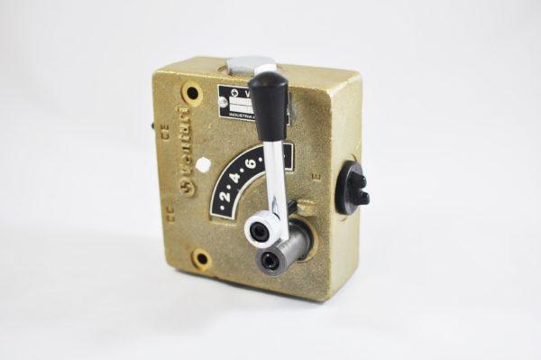 Válvula Reguladora de Vazão com Alavanca até 45 litros