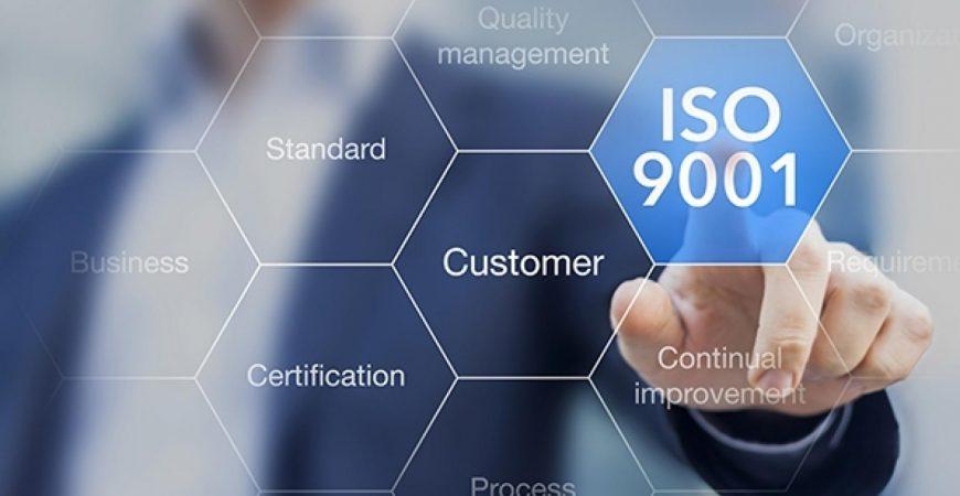 Vamos falar de ISO 9001