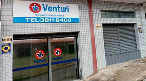 Filial Venturi em Contagem - Minas Gerais