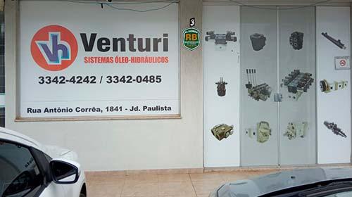 Filial Venturi em Campo Grande - Mato Grosso Sul